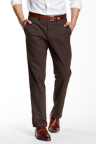 Thomas Dean Cotton Stretch Trouser