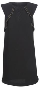 Ikks BN31075-02 women's Dress in Black