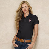 Ralph Lauren Pink Pony Pink Pony Classic-Fit Polo