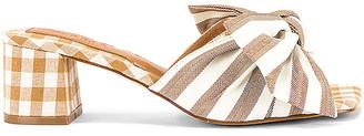 Jaggar Bow Stripe Heel