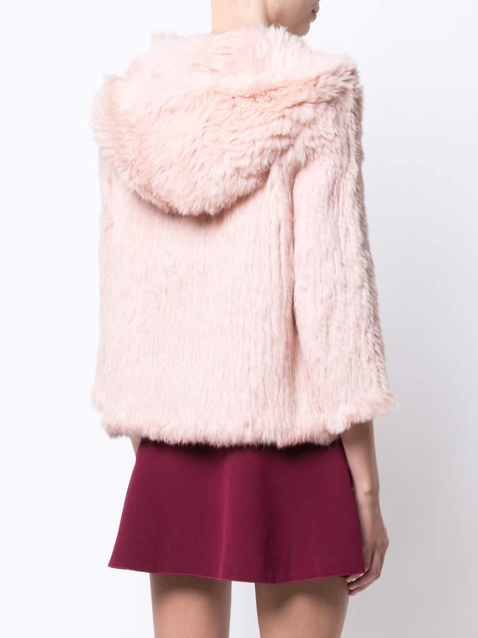 Rachel Zoe hooded jacket