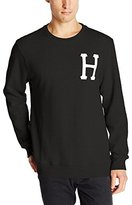 HUF Men's PT Fleece Crew Sweatshirt