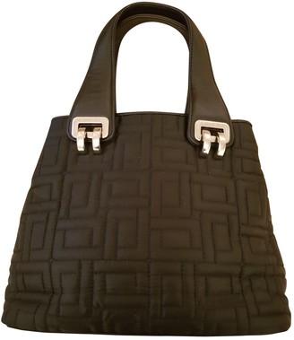 Lancel Black Synthetic Handbags