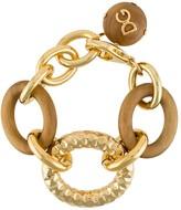 Dolce & Gabbana ovesized chain link bracelet