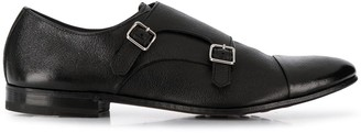 Henderson Baracco Double-Buckle Loafers