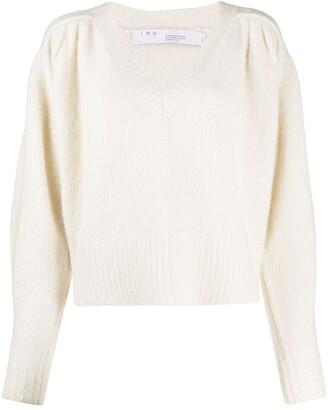 IRO Wild soft knit jumper