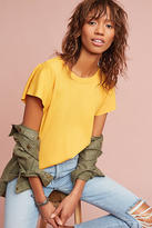 Eri + Ali Ruffled Sweater Top