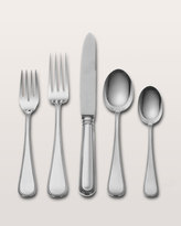 Wallace 5-Piece Palatina Sterling Silver Flatware Place Setting