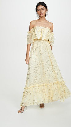 LoveShackFancy Ronny Dress