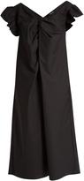 Rachel Comey Crush cotton-poplin midi dress