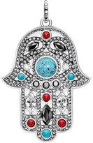 Thomas Sabo Hand of Fatima sterling silver pendant