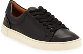 Frye Ivy Soft Leather Lace-Up Low-Top Sneakers
