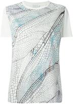 Vionnet printed round neck T-shirt