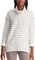 Chaps Women's Cowlneck Dolman Sweatshirt
