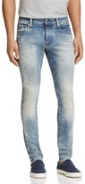 G Star Revend Super Slim Fit Jeans in Light Aged