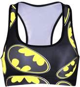 YACUN Women's No Rims Racerback Fitness Sports Bra Yoga Vest M