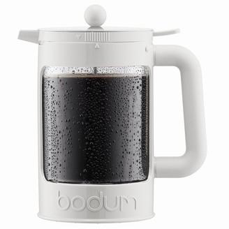 Bodum Bean Cold Brew Coffee Maker White 1.5l