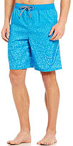 Nike Convert Print Volley Swim Trunks