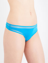 Calvin Klein Naked Touch stretch-jersey thong