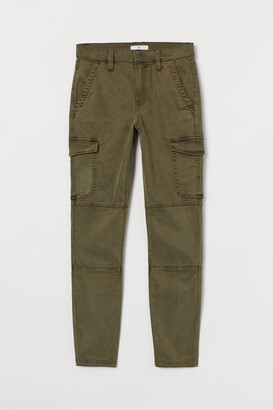 H&M Slim Fit cargo trousers