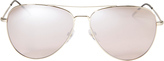Carrera Mirror Aviator Sunglasses