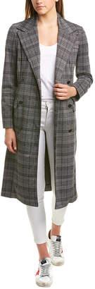 Michael Stars Crombie Trench Coat