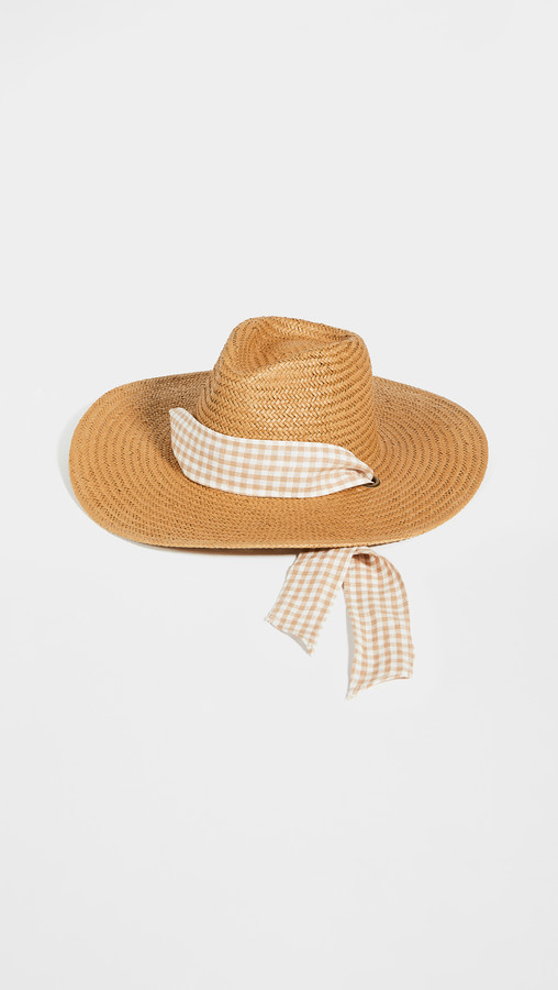 Madewell Fabric Chin Strap Hat