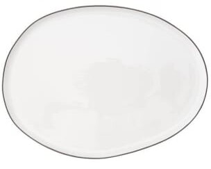 Canvas Home Small Abbesses Platter With Rim