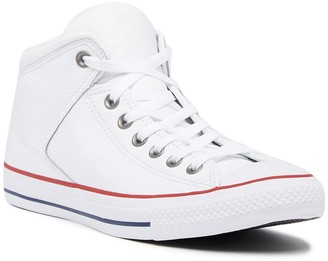 Converse Chuck Taylor All Star Street Leather High Top Sneaker (Unisex)