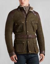 Belstaff Circuitmaster Shearling Jacket Black/Black