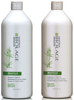 Biolage Matrix FiberStrong Shampoo and Conditioner