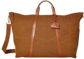 Madewell Canvas Bag (Acorn) Duffel Bags