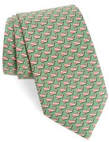 Vineyard Vines Men's Diver Whale Silk Tie