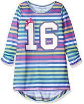 Komar Kids Big Girls' '16' Gown