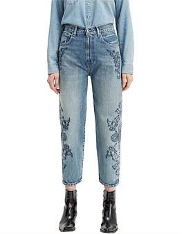 Levi's Barrel Embroidered Jean