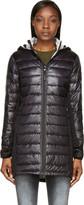 Canada Goose Black Hybridge Lite Coat