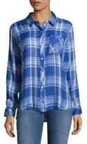 Rails Hunter Plaid Casual Button-Down Shirt