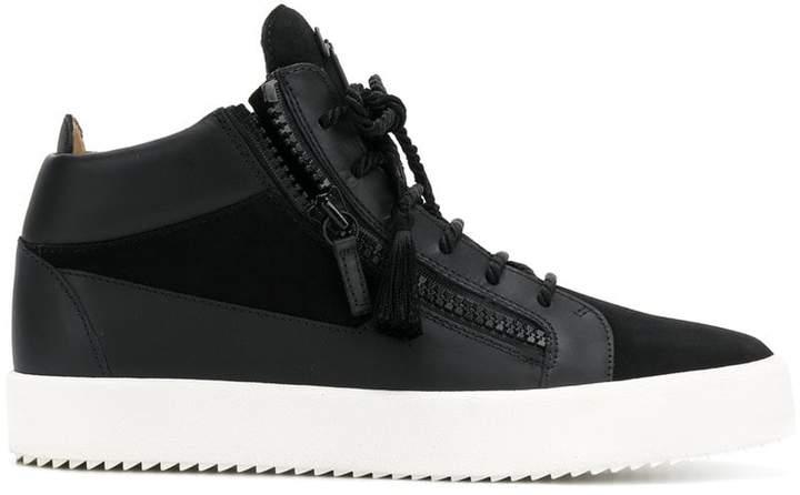 Giuseppe Zanotti Design tassel sneakers