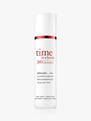 philosophy Time In A Bottle 100% In Control Serum, 40ml