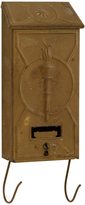 Rejuvenation Vintage Letter Box w/ Torch Motif c1935