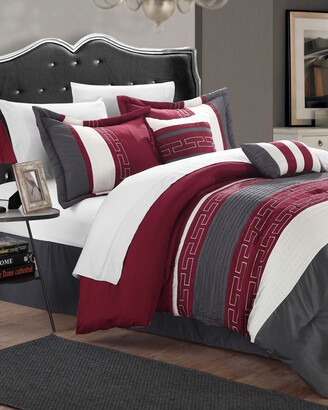 Chic Home Coralie Comforter Set