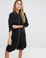 Fashion Union Pj Shirt Dress