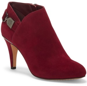 Vince Camuto Women's Vesela Buckle Ankle Booties Women's Shoes