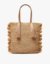 Loeffler Randall Cruise Tote in Natural