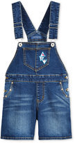GUESS Denim Overall Shorts, Big Girls (7-16)