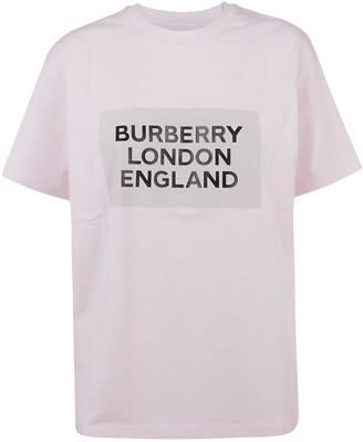 Burberry Centre Logo T-shirt