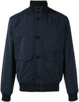 Aspesi buttoned bomber jacket - men - Polyamide/Polyester - L
