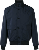 Aspesi buttoned bomber jacket - men - Polyester/Polyamide - L