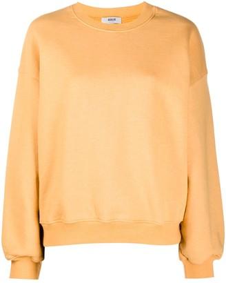 AGOLDE Round Neck Sweatshirt