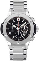 Hublot Men's 44.5mm Steel Bracelet & Case Automatic Analog Watch 301.sx.130.sx